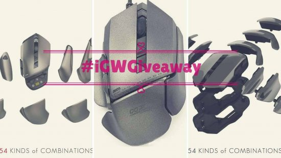 [Winner announced] Brand New JamesDonkey 007 Modular Gaming Mouse Worth $99.99 for Free [International Giveaway] - 1