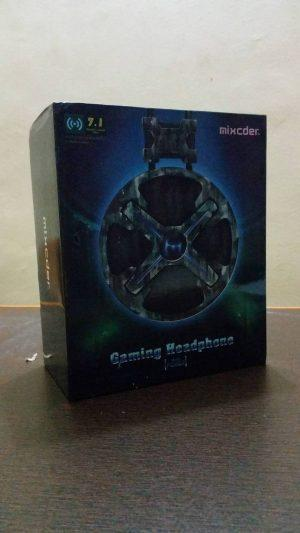 Mixcder Power Virtual 7.1 Channel Gaming Headset Review - 3