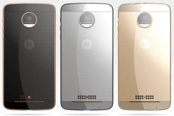 Moto Droid Rumored Design