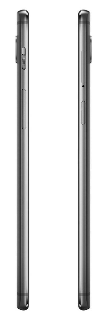 Sleek body design of OP3