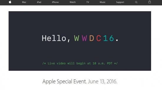 Watch WWDC 2016 Live Stream on Windows & Android Devices - 1