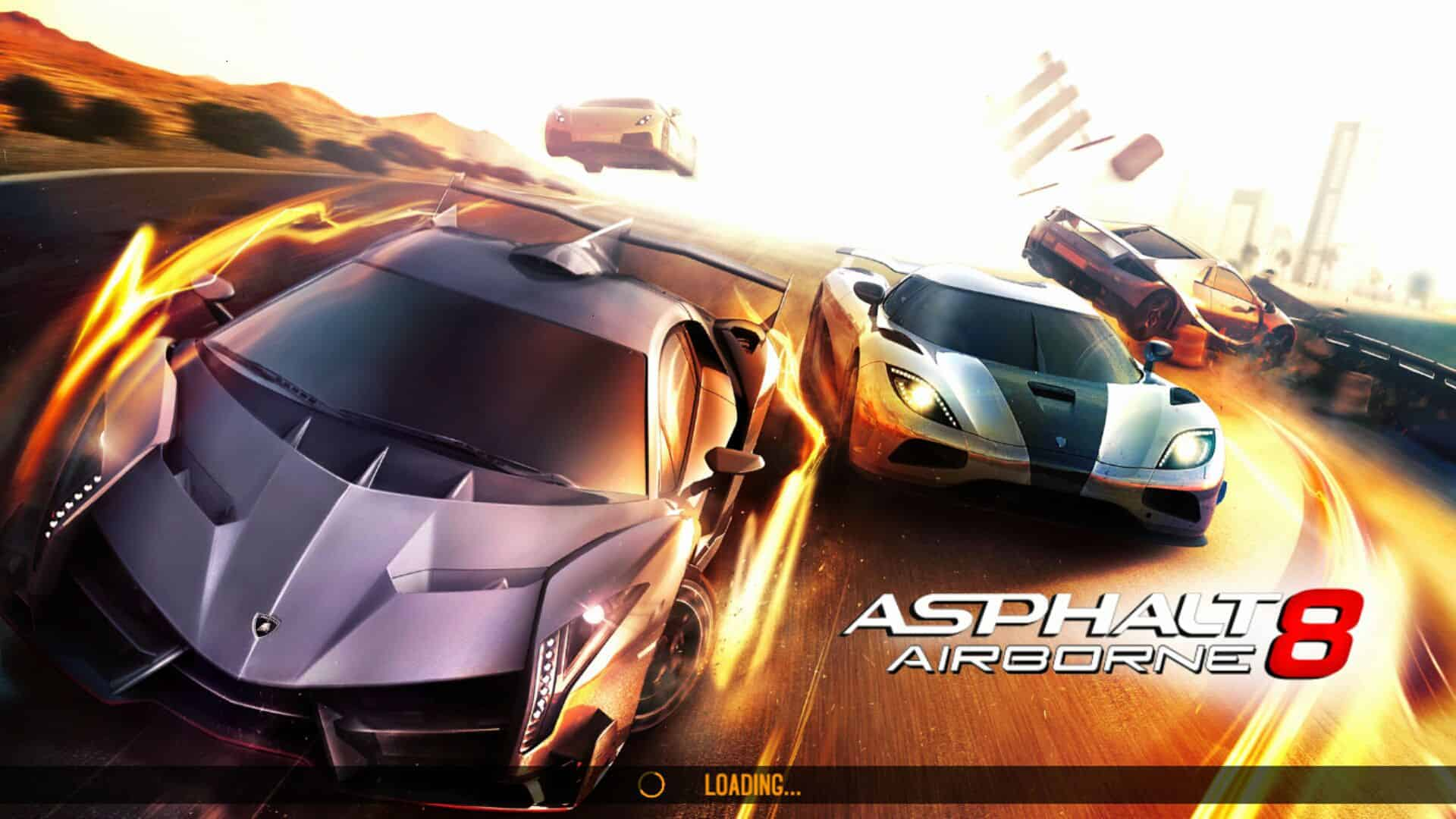 Not able to Play High-end Games Like Asphalt 8