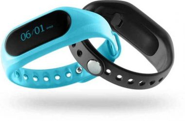 Cubot V1 smart band will come with OLED display - 1