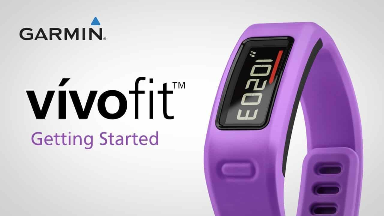 Garmin Vivofit_Top 5 best fitness trackers in 2016