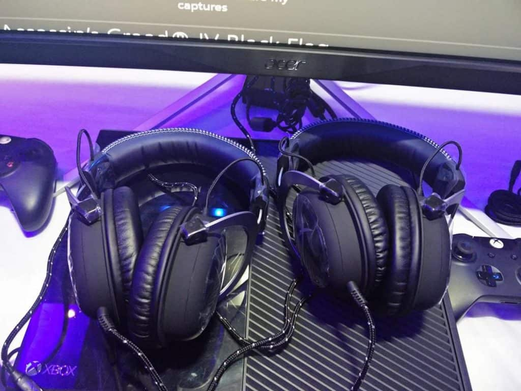 CloudX gaming headset - Ear cushions