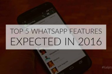 Top 5 Expected WhatsApp Features [2016] - 2