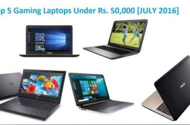 Top 5 Gaming Laptops In India Under Rs. 50,000 [JULY 2016] - 1