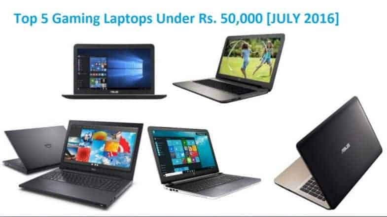 Top 5 Gaming Laptops In India Under Rs. 50,000 [JULY 2016] - 2