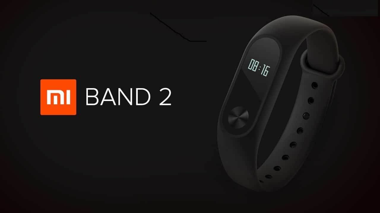 Xiaomi Mi Band 2_Top 5 best activity trackers in 2016