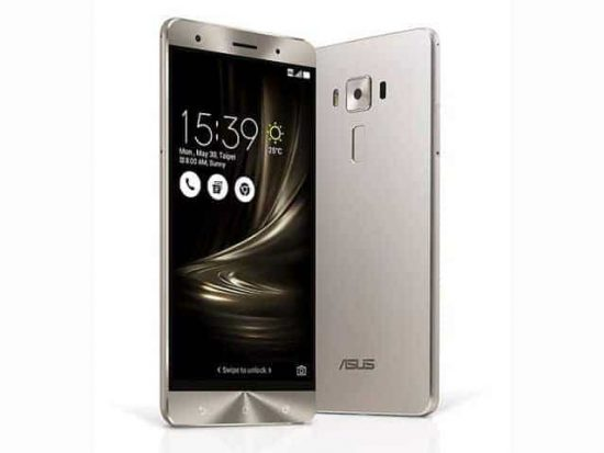 New Zenfone 3 Deluxe Variant Launched- First Phone With Snapdragon 821 - 1