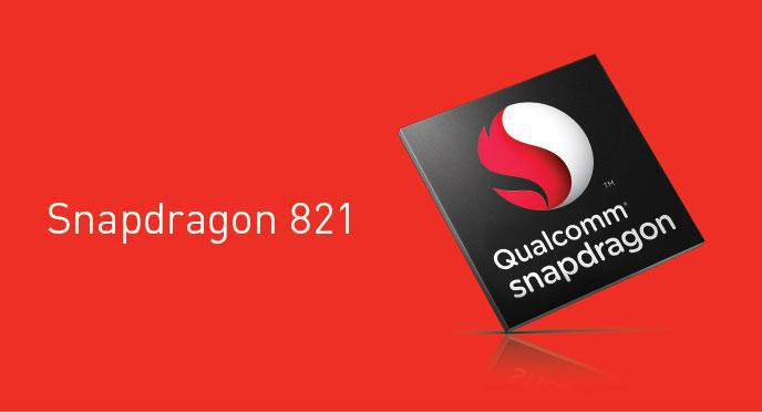 Qualcomm Snapdragon 821 Announced