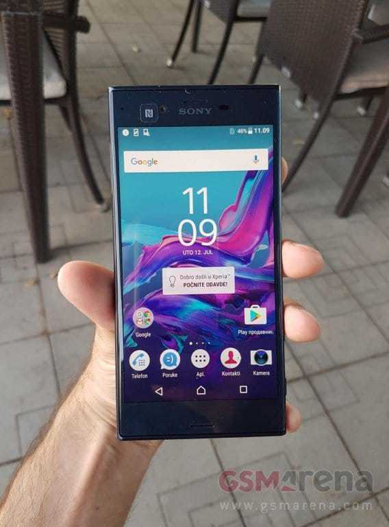 sony xperia F833X - images leaked