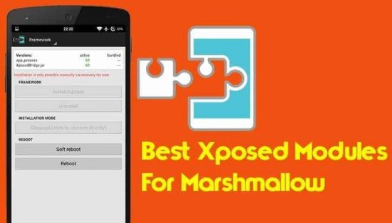 Get The Most Out of Xposed Framework- Best Xposed Modules for Marshmallow - 1