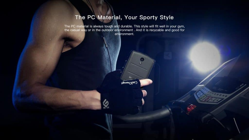 Doogee T5 smartphone - Features -3