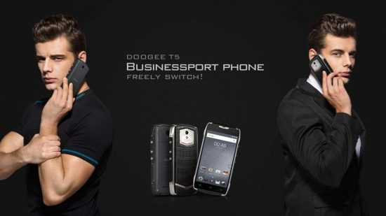 DOOGEE T5 smartphone - A DIY Style Smartphone Launching Today! - 1