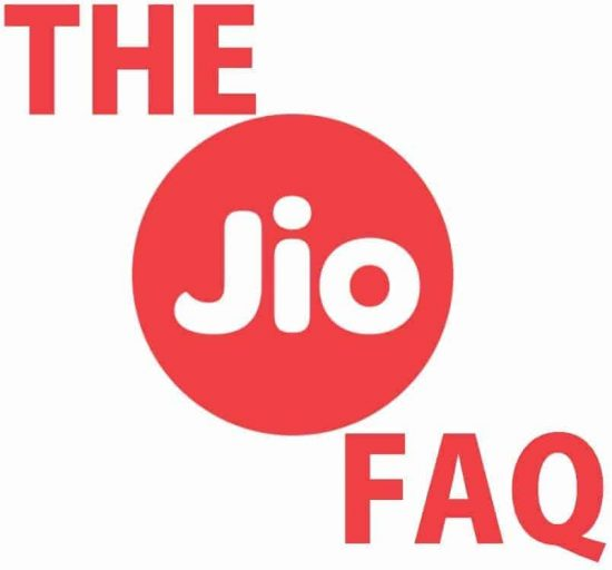 The Jio FAQ- All your queries answered - 1