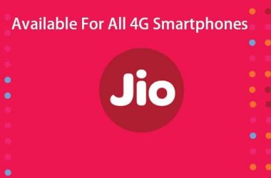 Jio Preview Offer is now available for any 4G enabled phone - 3