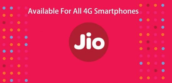 Jio Preview Offer is now available for any 4G enabled phone - 1