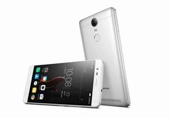 Lenovo Vibe K5 Note Launched In India - 1