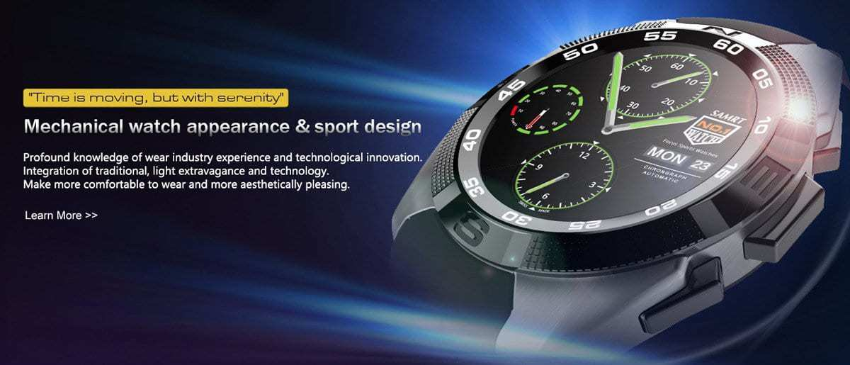 NO.1 G5 Smart Watch_4