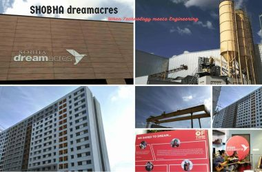 Sobha Dream Acres Project – understanding the Precast Technology, they are leveraging to build Townships - 3
