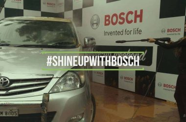 #ShineUpWithBosh – How Well the New High-Pressure Washers from Bosch Can Remove Stubborn Dirt from Your Cars & Bikes - 3