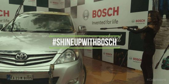 #ShineUpWithBosh – How Well the New High-Pressure Washers from Bosch Can Remove Stubborn Dirt from Your Cars & Bikes - 1