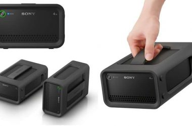 Sony introduces all new ultra-fast, rugged portable HDD RAID drives - 3