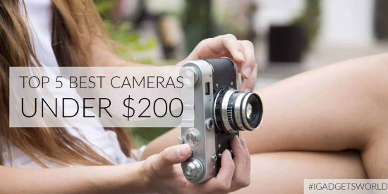 Are You a Photography Enthusiast? Here are 5 Cheap & Best Cameras for You! - 1