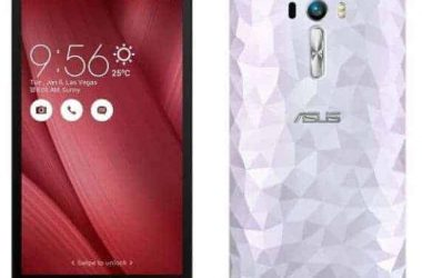 ASUS Zenfone Selfie With Diamond Cut Design And 3GB RAM Launched In India - 3