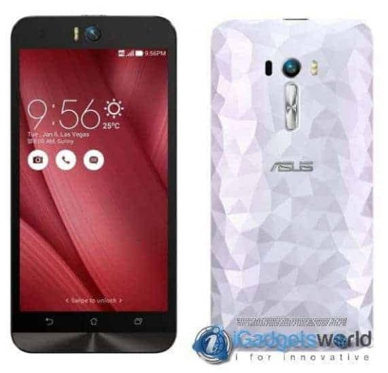 ASUS Zenfone Selfie With Diamond Cut Design And 3GB RAM Launched In India - 1