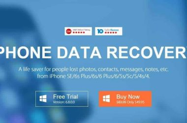 How to Recover Deleted Photos on iPhone Using UltData [iPhone Data Recovery tool from Tenoshare] - 2