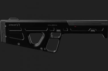 Next Level of VR: This VR Gun Can Simulate Real Gunfire - 4