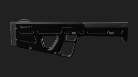 Next Level of VR: This VR Gun Can Simulate Real Gunfire - 1