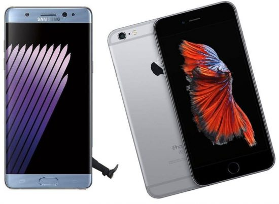 Galaxy Note 7: 5 Reasons Why It May Be Better Than iPhone 7 - 1