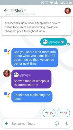 Google Allo - All that you need to know about the AI based Messenger - 4