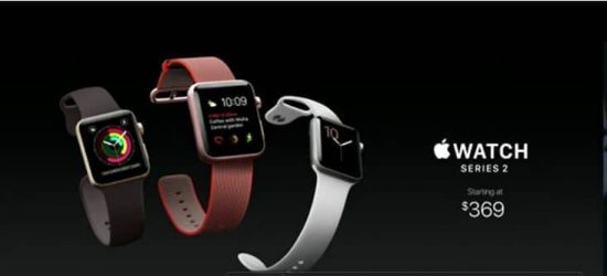 Apple Watch Series 2 & Nike+ Features, Pricing & Availability - 1