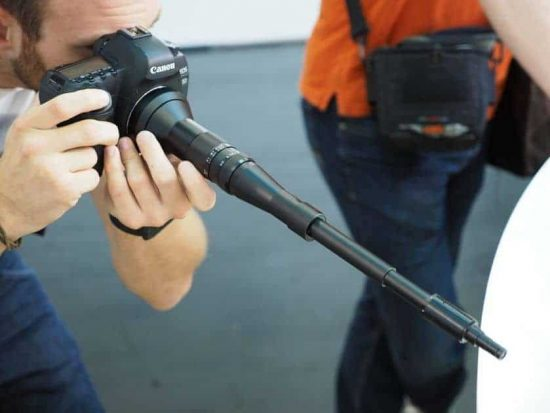 This Telescopic Marco Lens Is Just Mind Blowing - 1