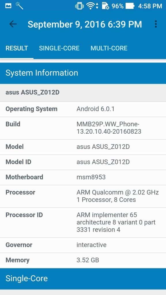 zenfone-3-geekbench-score-official-specifications