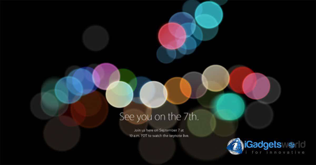 Watch Apple Keynote