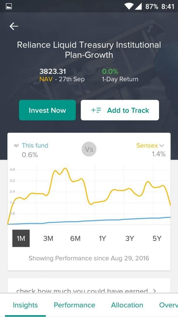 ET Money Review - A full-fledged control center of your wallet - 10