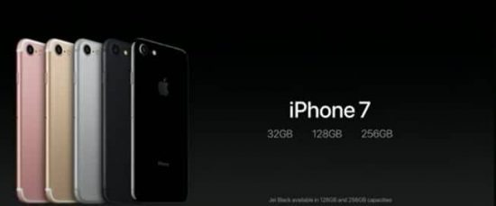iPhone 7 and 7 plus Launched - Features, Price & Release date - 1