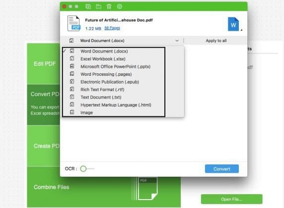 iSkysoft PDF Editor Pro for Mac  Review - The Only PDF Editor You'll Ever Need for your Mac! - 6