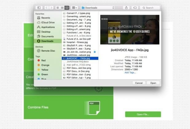 iSkysoft PDF Editor Pro for Mac  Review - The Only PDF Editor You'll Ever Need for your Mac! - 11