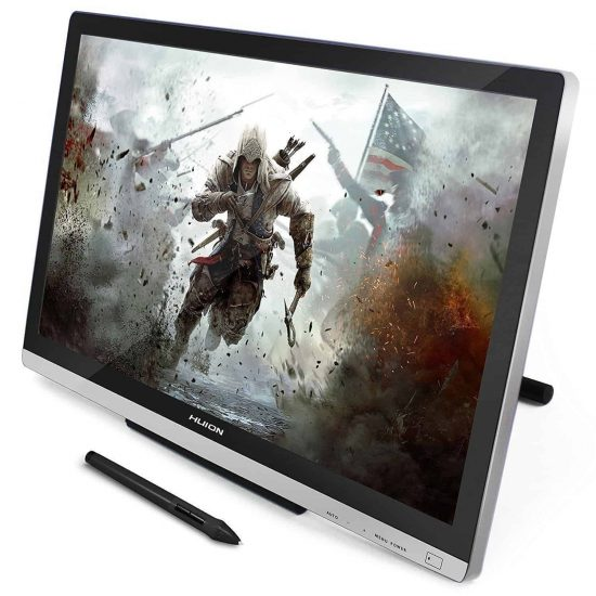 Are you Looking for the best tablet to help you in Graphic Designing? Huion GT-220 V2 Tablet is the answer for you! - 1