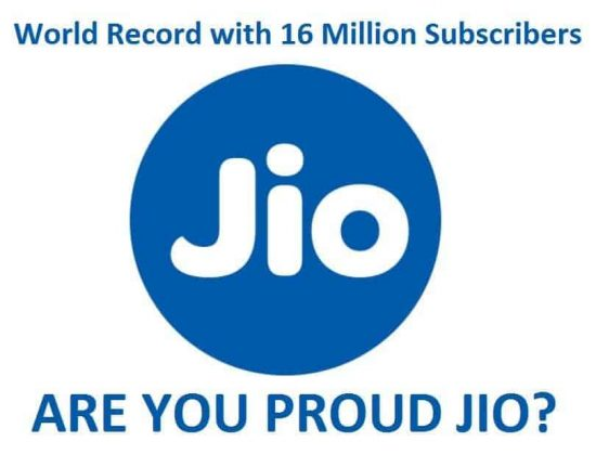 Jio Sets World Record, But RIP Quality Of Service - 1