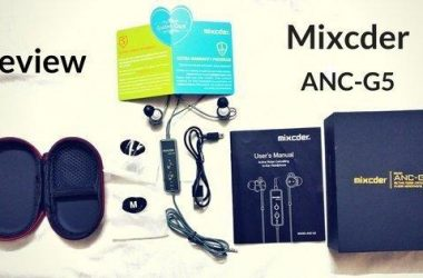 mixcder anc-g5 review