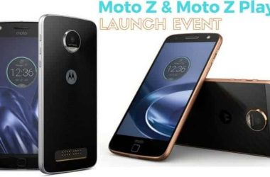 Moto Z and Moto Z Play Launches In India Today: How To Watch The Live Stream? - 8