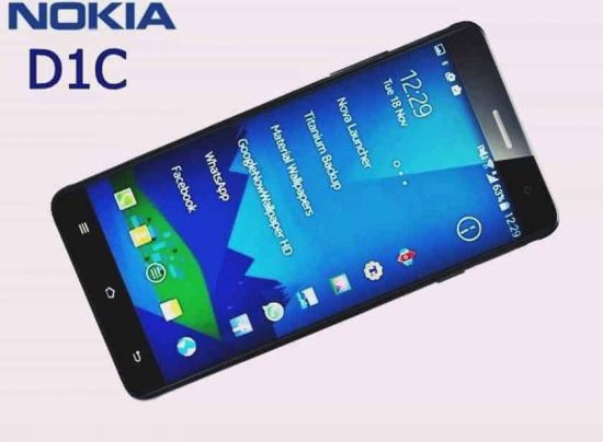 Nokia D1C Now Spotted On Antutu, More Specs Revealed - 1