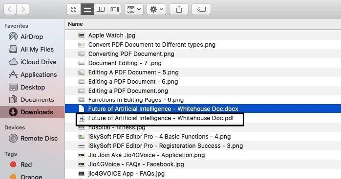 iSkysoft PDF Editor Pro for Mac  Review - The Only PDF Editor You'll Ever Need for your Mac! - 9